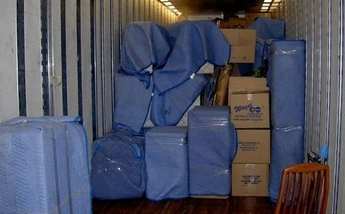special skills when moving packaged goods is What